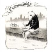 """Castorocauda, the Ancient Beaver"" 12.5cmx 11.5cm (5""x 4.6"") pencil on illustration board"