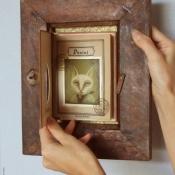 """Passports of Pawland"" 28cmx 23cm (11""x 9"") acrylic and mixed media"